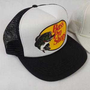 109d1eb0 Bass Pro Shops Accessories - Bass Pro Shops Vintage Trucker Mesh Hats
